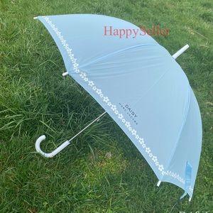 Marc Jacobs Umbrella Large Rain Daisy Floral NEW